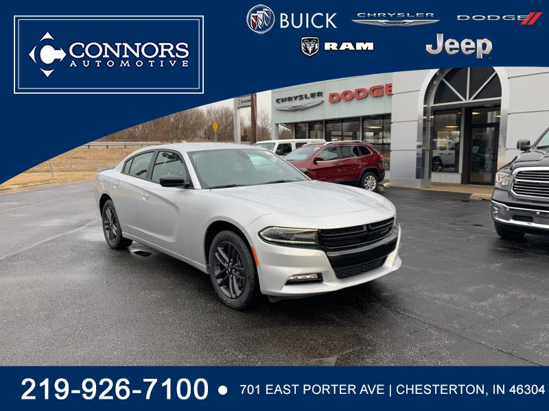 New 2019 Dodge Charger Sxt Awd Sedan In Chesterton D9010 Connors