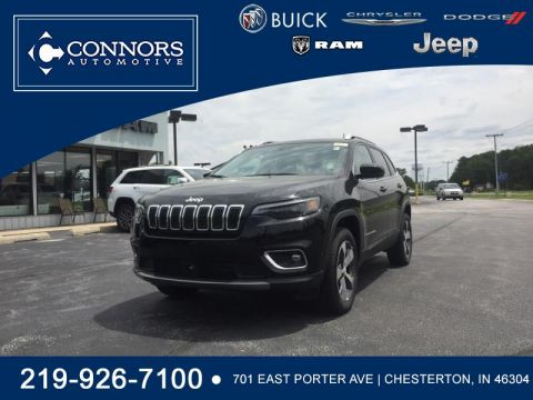 New 2019 JEEP Cherokee Limited 4WD