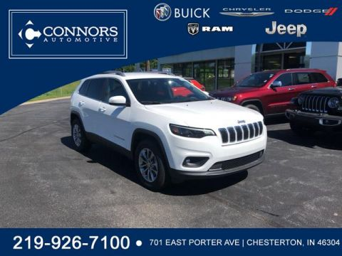 New 2019 JEEP Cherokee Latitude Plus 4WD