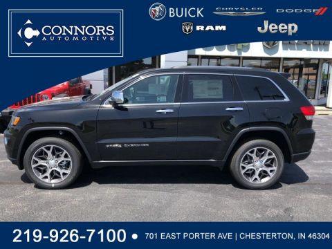 New 2019 JEEP Grand Cherokee Limited 4WD