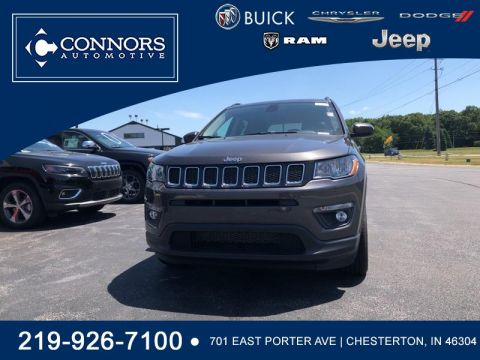 New 2019 JEEP Compass Latitude 4WD